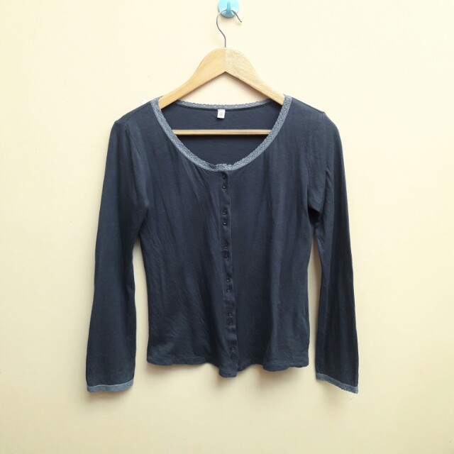 Cardigan uniqlo size m