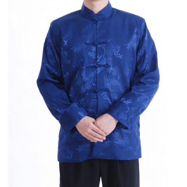 Chinese traditional men costume - Long sleeve