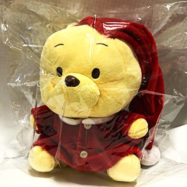 463c3755e164 Christmas Disney-Baby Pooh bear 🐻