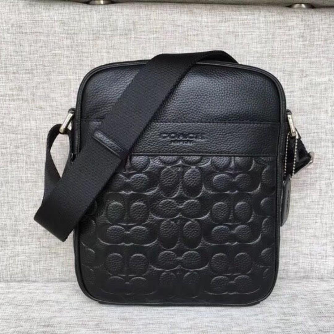 26707ef6413b shop coach 71819 mens cross body sling bag luxury bags wallets on 0ed8c  c232a