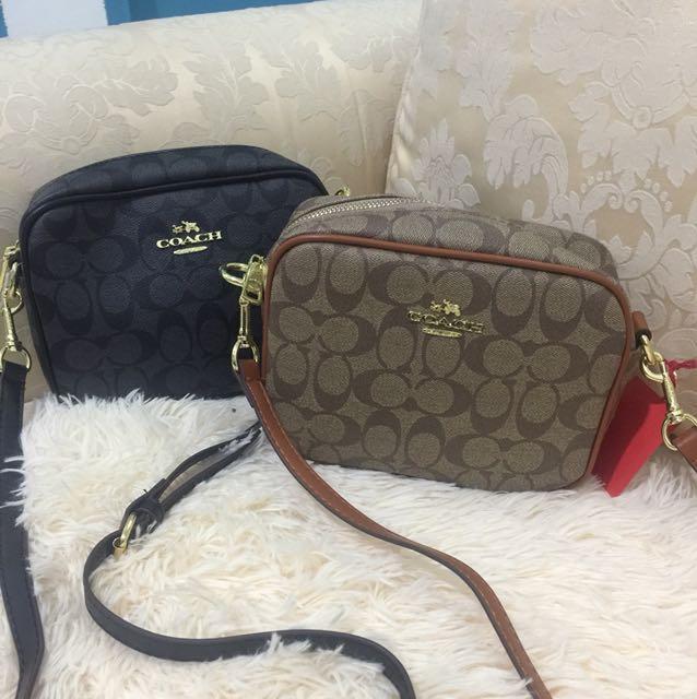 Coach Sling Bag Size Small Women S Fashion Bags Wallets On Carou