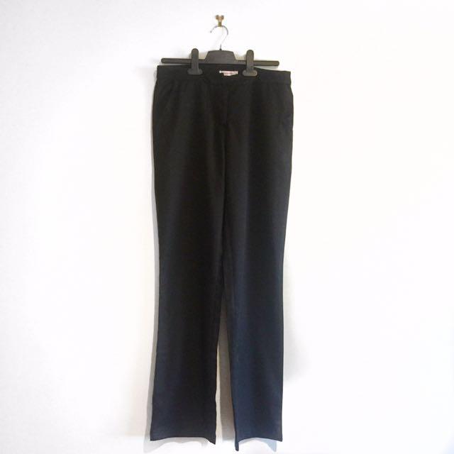 Coco Latte Straight Leg Work Pants Size 8