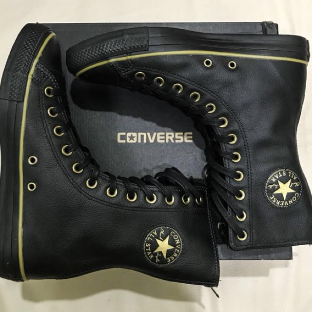 d603410cae89b3 Converse All Star CT AS X-Hi Leather Zip