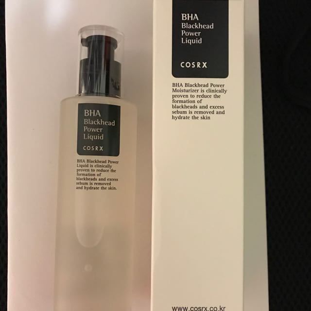 COSRX-BHA Blackhead Power Liquid