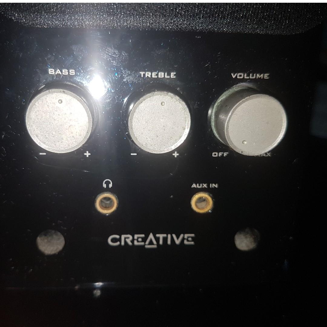 Creative Gigaworks T40 Series II 2.0 (Used)