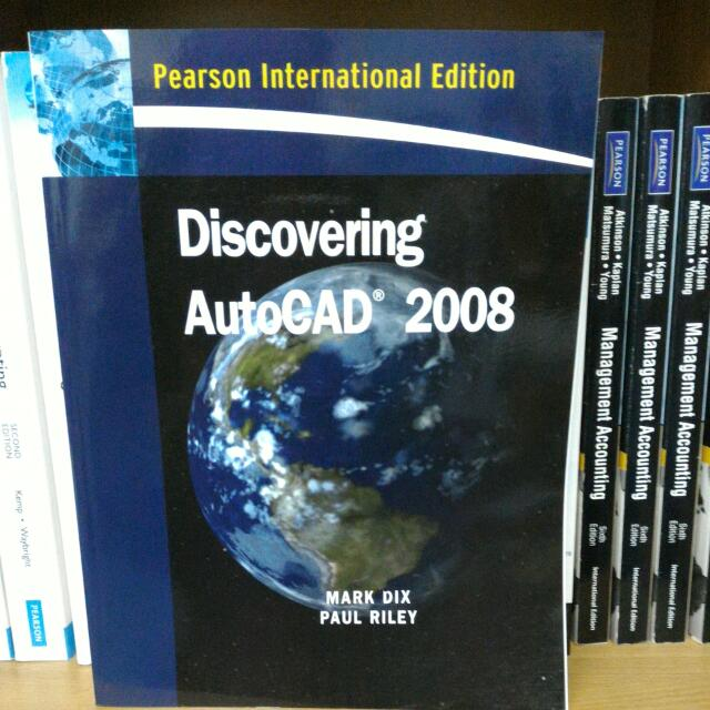 DISCOVERING AutoCAD 2008