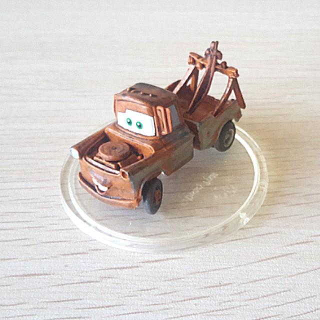 Disney Pixar Cars Figure Birthday Cake Toppers