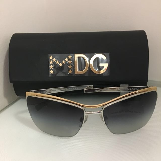 Dolce & Gabbana Limited Edition Madonna Collab Sunglasses DG2088