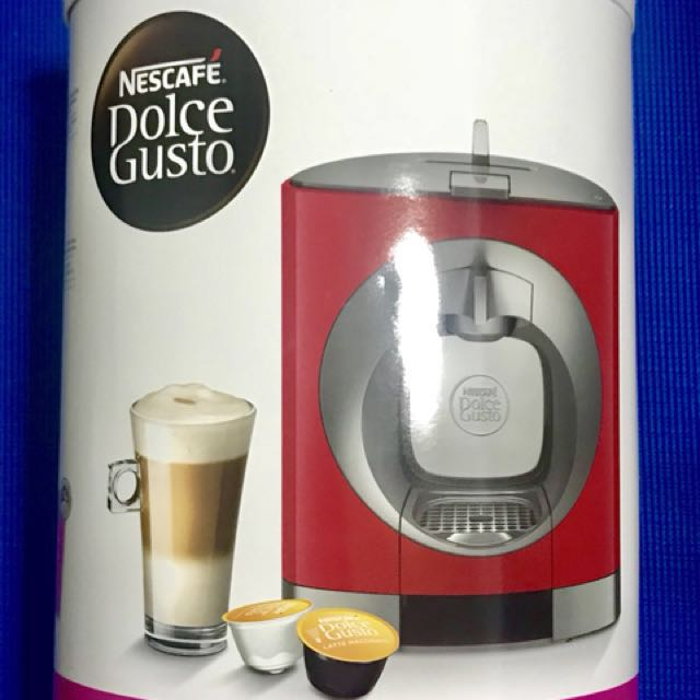 Dolce Gusto Coffee Maker (Oblo) (2 available)