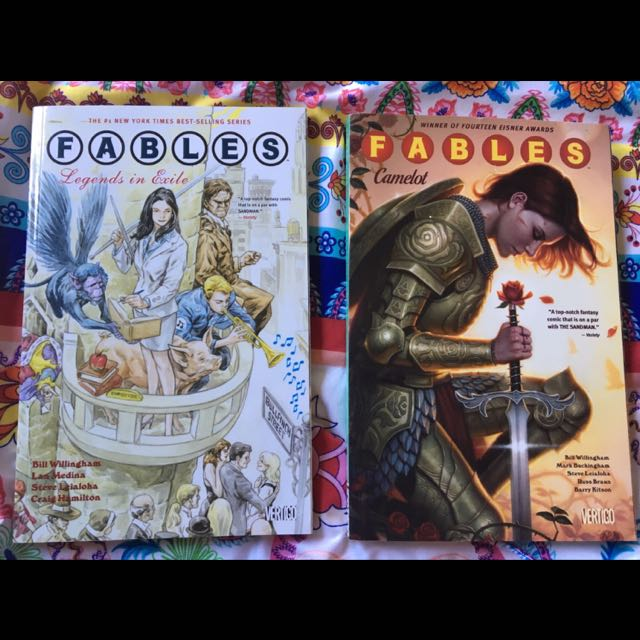 Fables 1 & 20