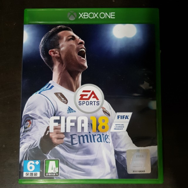 fifa 18 xbox one toys games video gaming video games on carousell. Black Bedroom Furniture Sets. Home Design Ideas