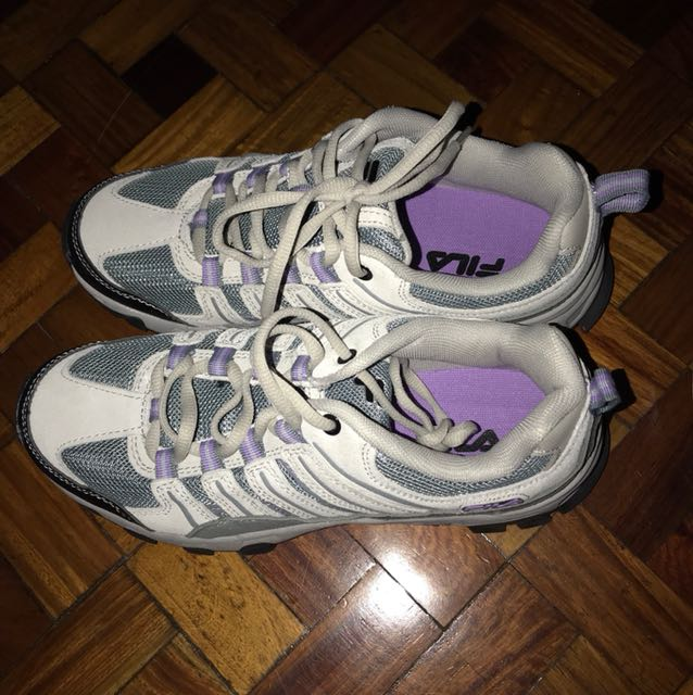 Fila rubbershoes