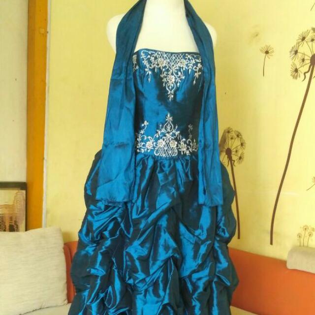Gaun Cantik,Elegan