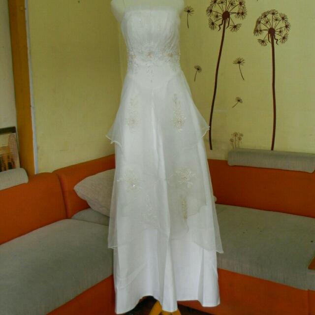 Gaun Wedding Prewed Murah