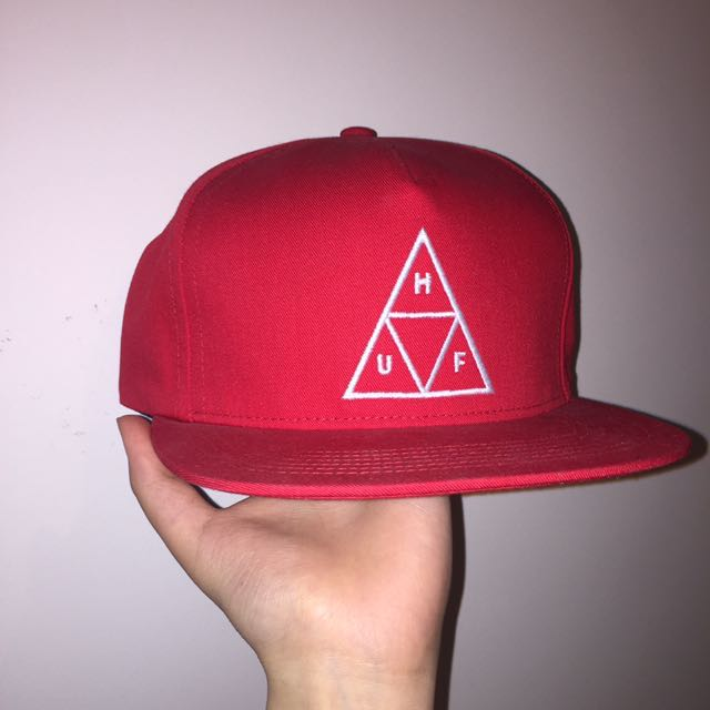 HUF RED HAT SNAPBACK