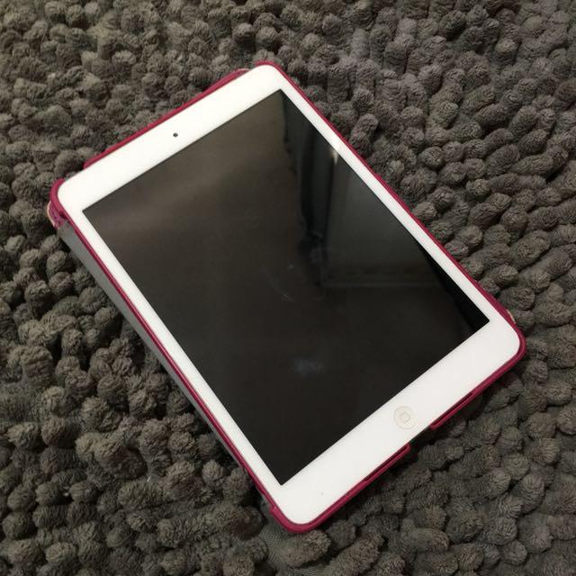 Ipad mini 1 with cellular 16gb