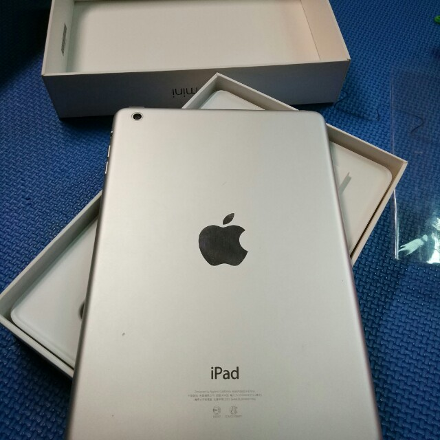 ipad mini 一代16G wifi (no charger)