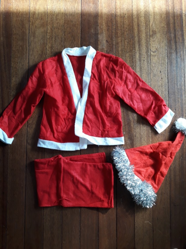 Kid's Christmas Costume