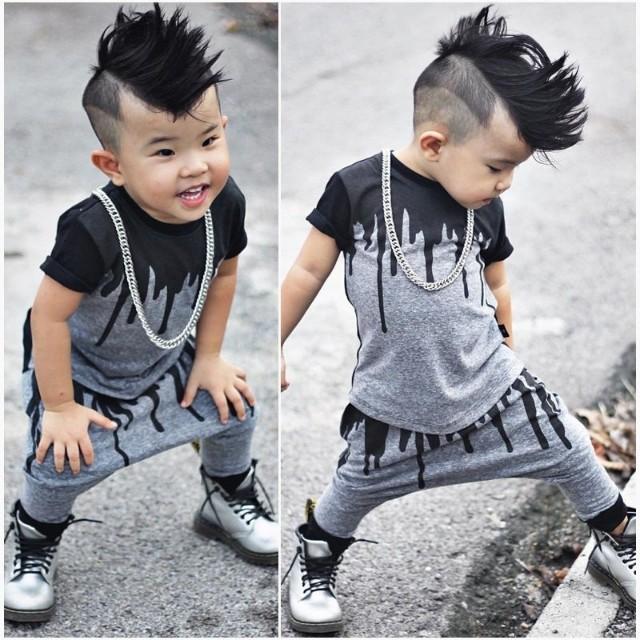 Kids Fashion Boy Set Babies Kids Boys Apparel On Carousell