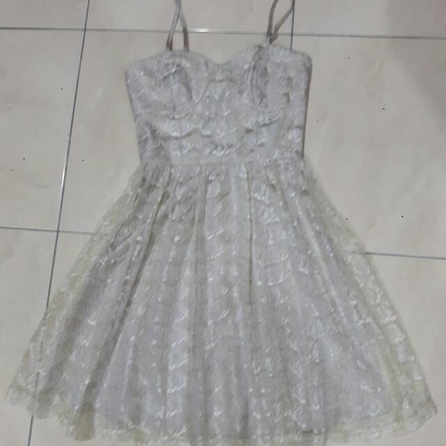 Lace Dress New