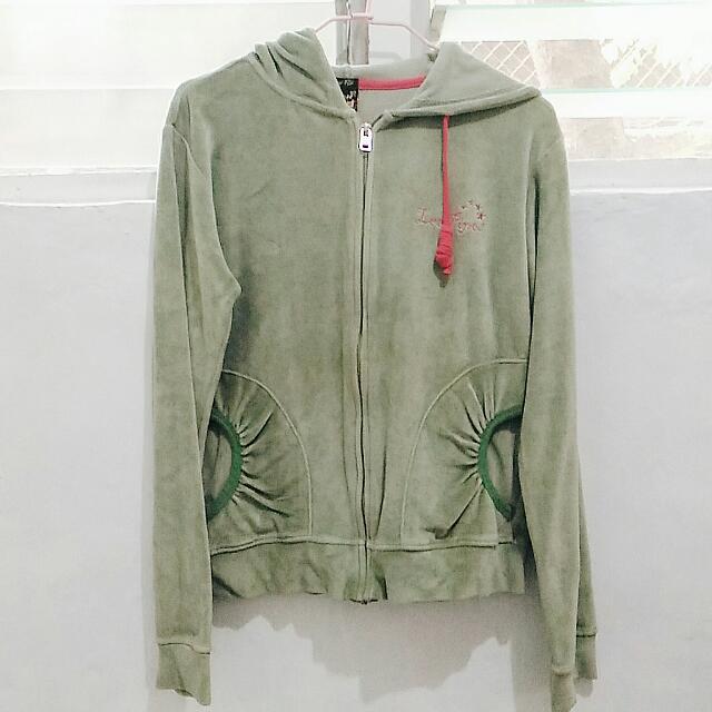 Lee Pipes Jacket