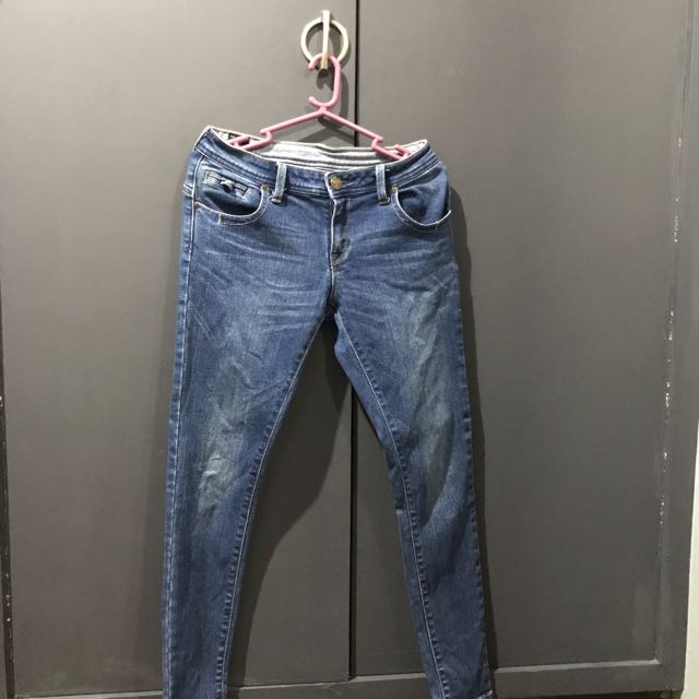 Lee Skinny Denim Jeans
