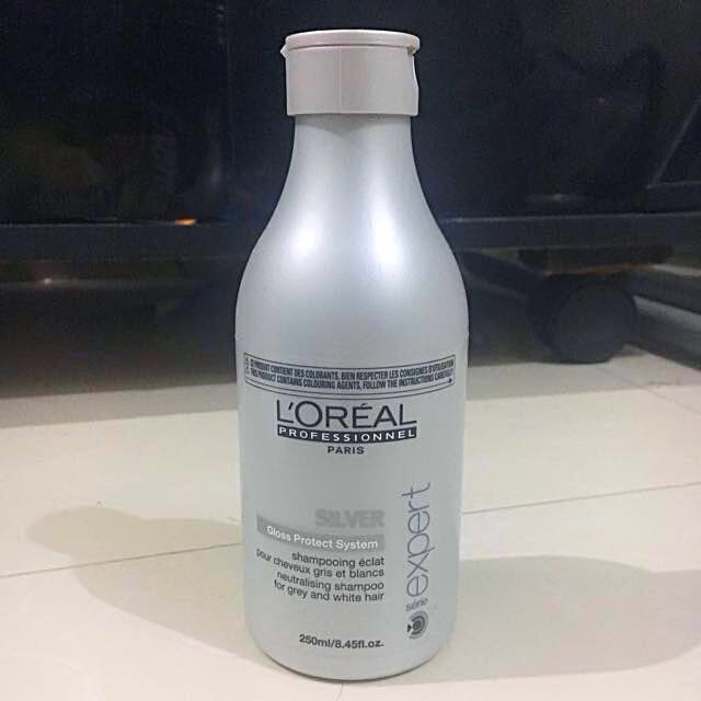 Loreal Pro Expert Silver