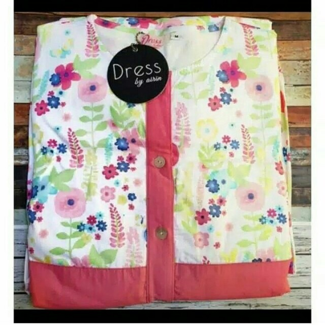 LUNA PASTEL DRESS BY AIRIN