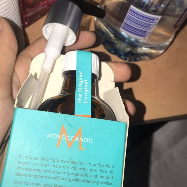 MARROCAN OIL BRAND NEW