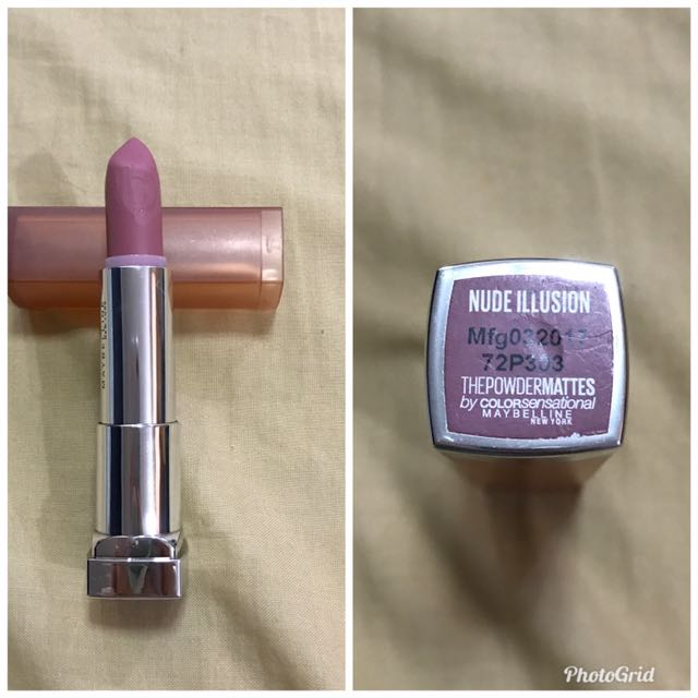 Maybelline - The Powder Mattes - Nude Illusion