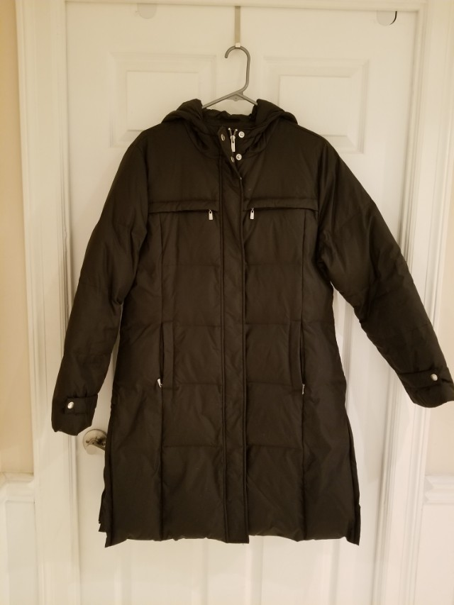 Michael Kors Black Winter Jacket
