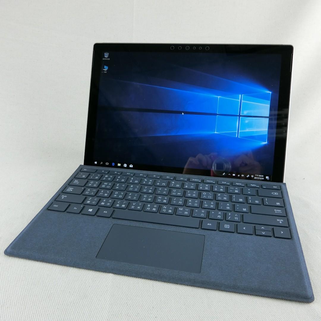 Microsoft Surface Pro 12.3吋平板筆電│i7-7660U、16G、512G保固至2018-10