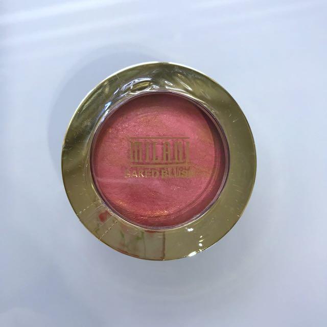 Milani Baked Powder Blush in Bella Rosa