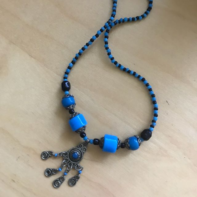Morrocan necklace