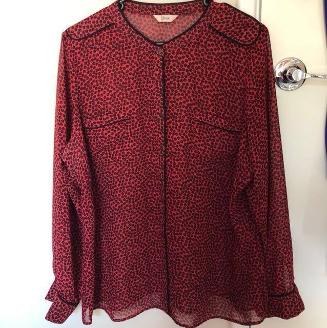 M&S Top Size XL