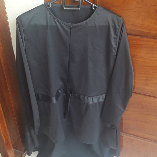 New Black Tunik