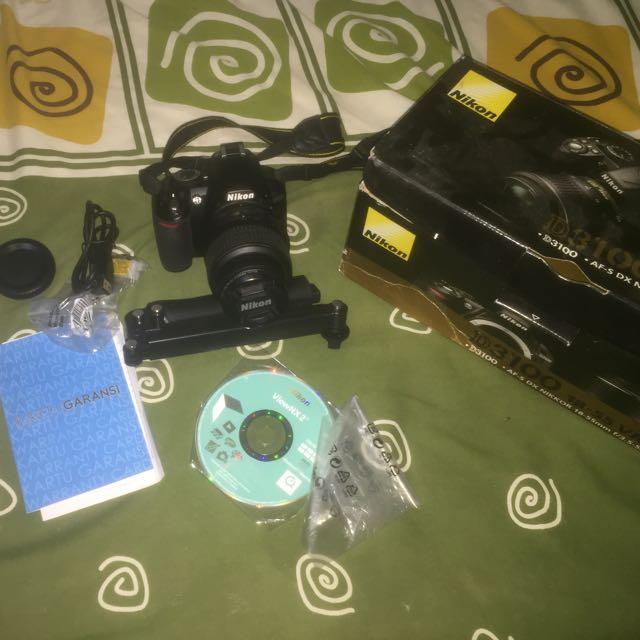 Nikon 3100D Dslr
