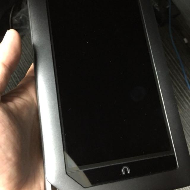 Nook Barnes n Noble ereader tablet