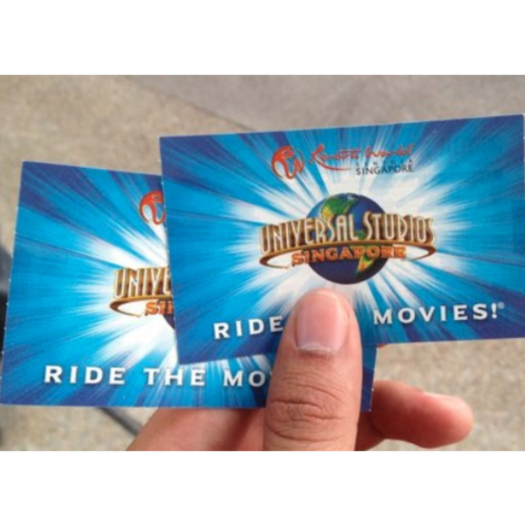 Open date universal studios singapore adult one day pass photo photo photo reheart Images