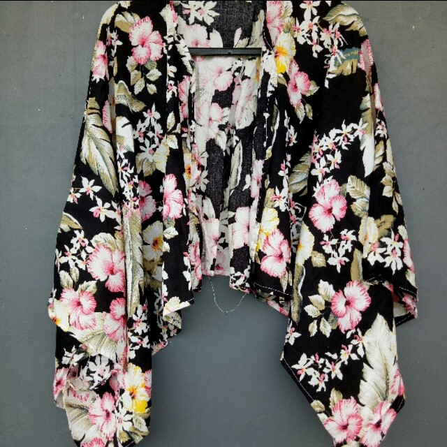 Outer batwing super size
