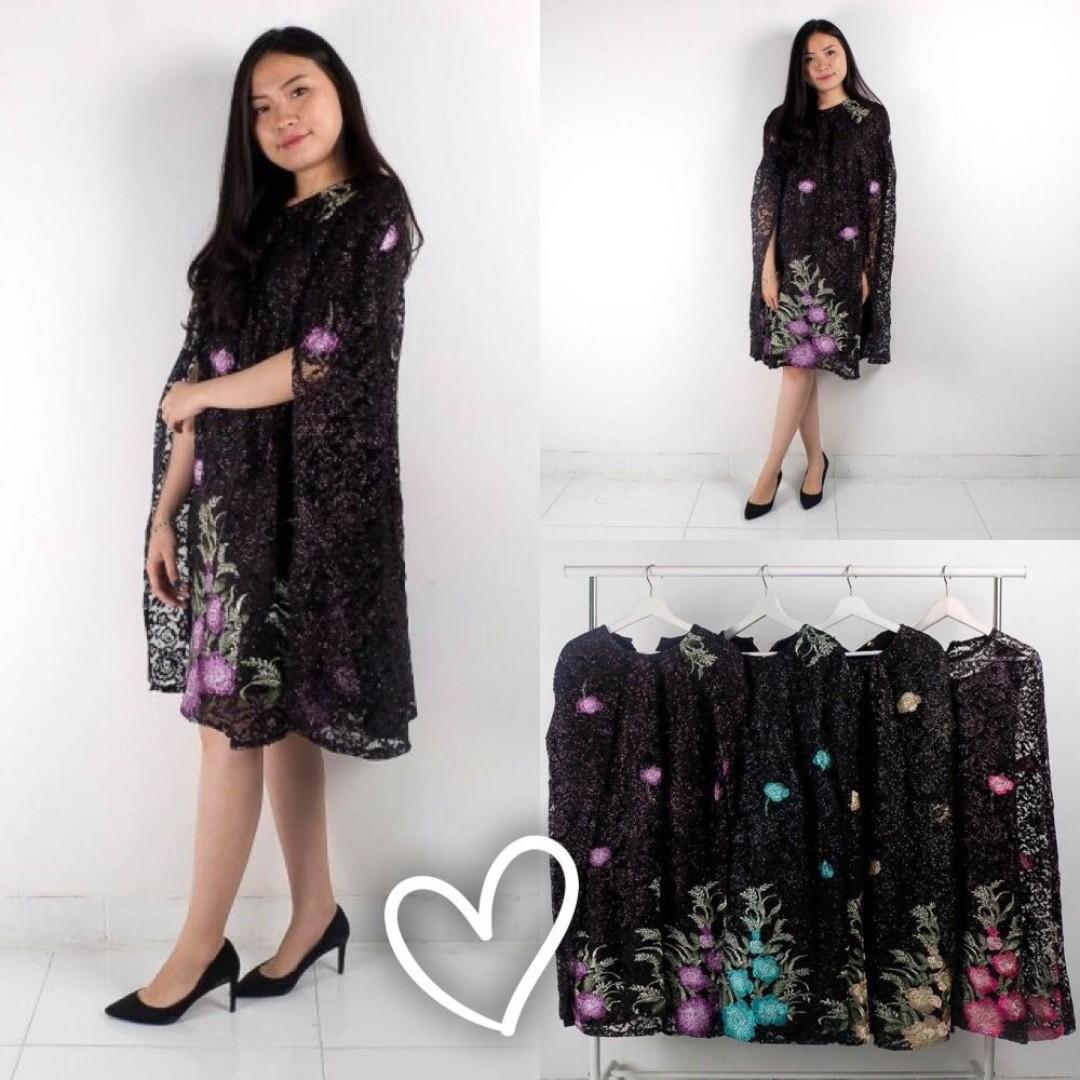 Pecora Lace Dress