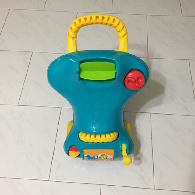 plaskool walker and ride