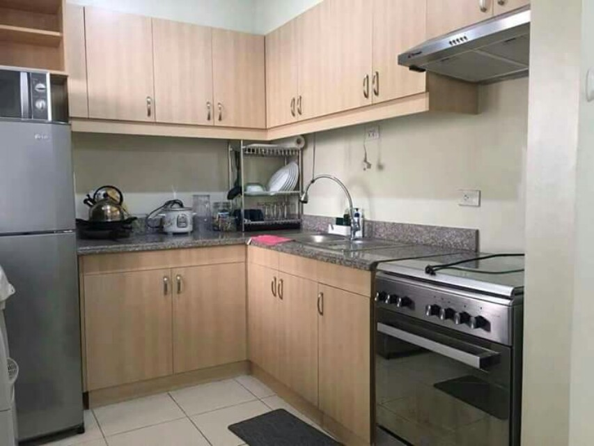 RESALE FULLY FURNISHED 2BR UNIT WITH BALCONY