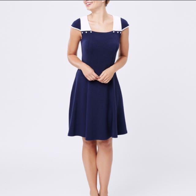 Review una dress