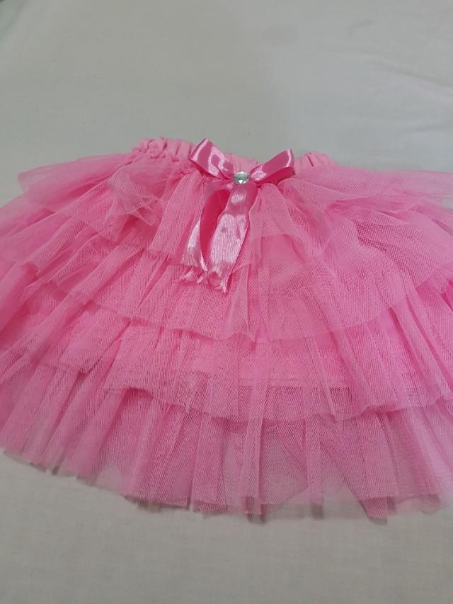 Rok tutu bayi pink