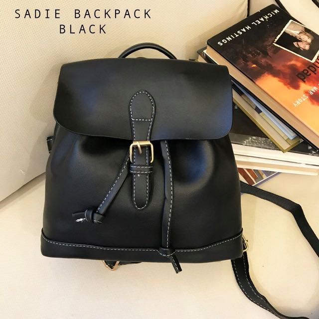 Sadie Backpack, Women s Fashion, Bags   Wallets on Carousell 2f84b25a75
