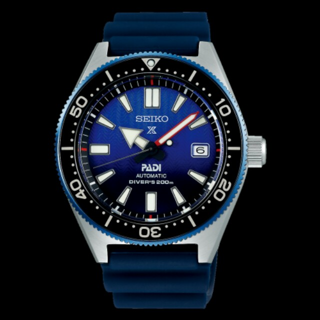 1c0060d6d Seiko PADI Prospex Divers Automatic 200m SPB071J1 (SPB071) 62Mas  Re-Creation, Men's Fashion, Watches on Carousell