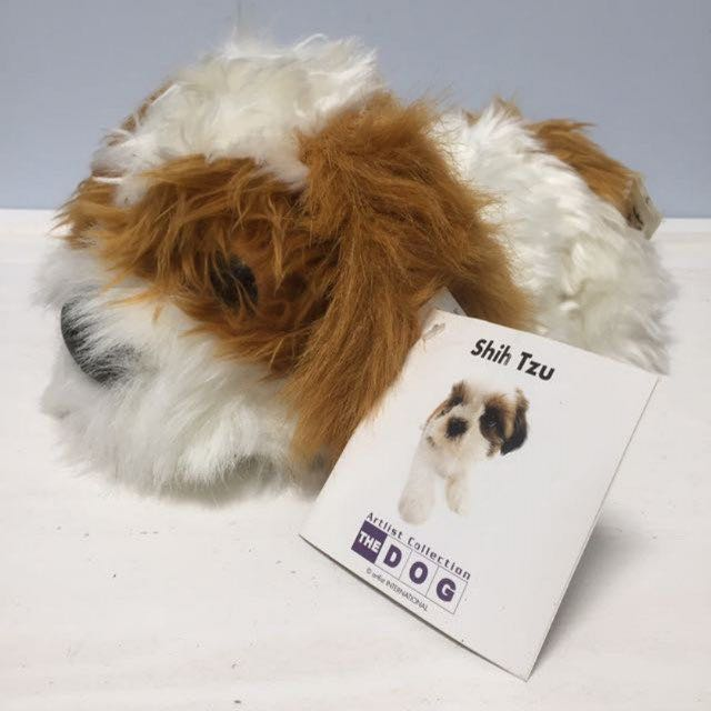 Shih Tzu Lakeland Terrier Golden Retriever The Dog Artist