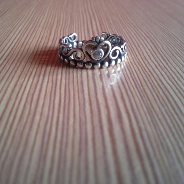 Silver Lady Ring