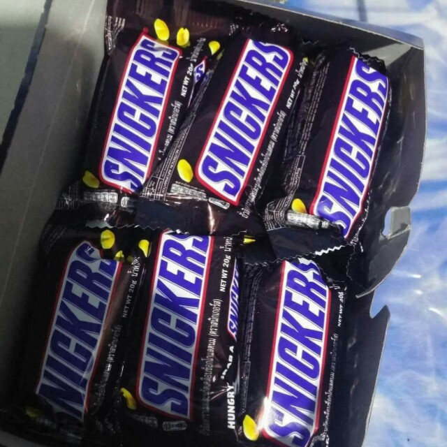 🍫Snickers in a box